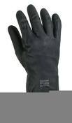 Gant néoprène manchette longue taille 10 noir - Protection des personnes - Vêtements - Outillage - GEDIMAT