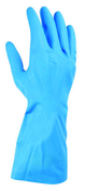 Gant nitrile manchette longue taille 10 bleu - Protection des personnes - Vêtements - Outillage - GEDIMAT