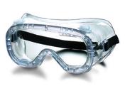 Lunettes masque de protection antibuée en PVC incolore - Carrelage pour mur en faïence T.WALL larg.25cm long.46 cm coloris white - Gedimat.fr