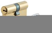 Cylindre profilé européen 5 goupilles 30mm x 30mm 4 clés réversible - Serrures - Verrous - Cadenas - Quincaillerie - GEDIMAT