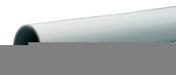 Tube multicouche polyéthylène et aluminium Easypex nu diam.20mm en barre de 2,5m en vrac 1 pièce - Rencontre porte poinçon plat 3 ouvertures rondes coloris flammé rustique - Gedimat.fr