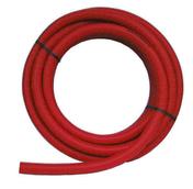 Tube multicouche polyéthylène et aluminium Easypex prégainé diam.16mm en couronne de 25m coloris rouge en vrac 1 pièce - Tubes et Raccords d'alimentation eau - Plomberie - GEDIMAT