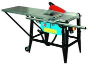Scie sur table diam 315 avec chariot - Machines d'atelier - Outillage - GEDIMAT