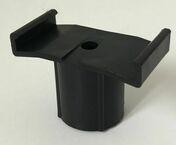 Clips de fixation de pose pour règle joint TOFOBASE 80. Haut.44.72 mm, Larg.65.6 mm - Accessoires pose de carrelages - Revêtement Sols & Murs - GEDIMAT