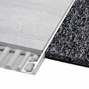 Profilé pour sols Schlüter®-SCHIENE-AE 100 2,5m - Accessoires pose de carrelages - Revêtement Sols & Murs - GEDIMAT