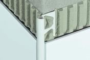 Profilé pour murs Schlüter®-RONDEC-PRO 60 blanc 2,5m - Accessoires pose de carrelages - Revêtement Sols & Murs - GEDIMAT