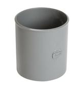 Coulisse PVC d'évacuation d'eau usée Nicoll KF femelle coloris gris diam.32mm - Olive laiton bicone pour tube diam.10mm - Gedimat.fr