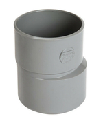 Réduction extérieure PVC NICOLL mâle diam.100mm femelle diam.90mm coloris gris - Pied de snack fixe carré chromé dim.6x6cm long.87cm +ou- 18mm - Gedimat.fr