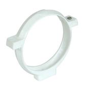 Collier de fixation PVC à bride pour tube d'évacuation d'eau de gouttière diam.100mm coloris blanc 1 pièce - Poutre VULCAIN section 12x25 long.2,50m pour portée utile de 1.6 à 2.1m - Gedimat.fr