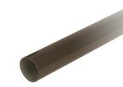 Tube de descente prémanchonné PVC NICOLL pour eaux pluviales diam.100mm long.4m marron - Poutre VULCAIN section 12x25 long.2,50m pour portée utile de 1.6 à 2.1m - Gedimat.fr