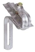 Etrier pour pose crochet de gouttière NICOLL OVATION sur tuile CTO galvanisé - Tube de descente lisse PVC NICOLL pour eaux pluviales diam.50mm long.2m gris - Gedimat.fr