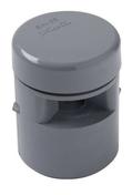 Clapet équilibreur de pression NICOLL diam.63/50mm coloris gris - Joints - Plomberie - GEDIMAT