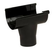 Naissance centrale à coller pour gouttière PVC de 25 NICOLL NAC25N coloris noir - Poutre VULCAIN section 25x40 cm long.4,50m pour portée utile de 3,6 à 4,10m - Gedimat.fr