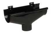 Naissance centrale à dilatation pour gouttière PVC de 25 NICOLL NAD25N coloris noir - Poutrelle en béton X92 haut.9,2cm larg.8,5cm long.2,90m - Gedimat.fr