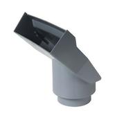 Adaptateur de ventilation NICOLL AVT pour chatière TAC145 sur tuyau PVC diam.100/125mm - Accessoires de fixation - Couverture & Bardage - GEDIMAT