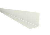Profilé de finition cornière PVC NICOLL BELRIV 70x40mm long.4m coloris blanc - Planches de rives - Sous-faces - Couverture & Bardage - GEDIMAT