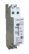 Contacteur électrique modulaire domestique pour chauffe-eau en tarif heures creuses 220V bipolaire 25A - Tableaux électriques - Electricité & Eclairage - GEDIMAT