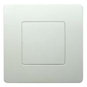 Plaque de fermeture pour appareillage série VENUS dim.75x75mm coloris blanc - Primaire façade IPF bidon de 10L blanc - Gedimat.fr