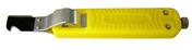 Couteau d'électricien à dénuder type Jocary avec coupe-câbles - Outillage de l'électricien - Outillage - GEDIMAT