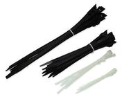 Colliers de câblage coloris noir lot de 350 pièces assorties - Poutrelle treillis béton armé RAID ST long.5,20m - Gedimat.fr