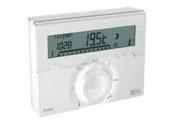 Thermostat programmable électronique DELTIA 8.00 - Réglette chauffante extérieure 2000 W - Gedimat.fr