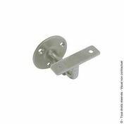 Support de rampe coudé réglable en acier finition bichromatée - Escaliers - Menuiserie & Aménagement - GEDIMAT