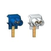 Connecteur pour câble 35mm jeu de 2 pièces - Fils - Câbles - Electricité & Eclairage - GEDIMAT
