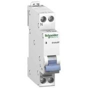 Disjoncteur différentiel technologie peignable XP D'clic 2 ampères - Modulaires - Boîtes - Electricité & Eclairage - GEDIMAT