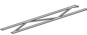 Armature pour bloc b�ton cellulaire CELLUFOR plate larg.19cm long.3,05m - B�ton cellulaire - Mat�riaux & Construction - GEDIMAT