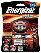 LAMPE FRONTALE 3 LED VISION HD 180LM +3AAA ENERGIZER - Piles - Torches - Electricité & Eclairage - GEDIMAT