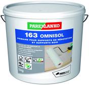 Primaire d'accrochage OMNISOL 163 seau 5kg - Porte d'entrée Aluminium HEDO droite poussant haut.2,15m larg.90cm laqué gris - Gedimat.fr