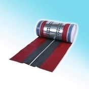 Closoir universel de faîtage et d'arêtier ventilé COMPACT ROLL larg.34cm long.10m rouge - Closoirs - Couverture & Bardage - GEDIMAT