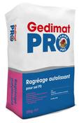 Ragréage autolissant pour sol sac de 25 kg - Pieds x4 pour receveur Cricabac haut.140mm - Gedimat.fr