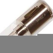 Foret céramique diamant diam.6mm long.55mm sous étui - Coude laiton fer/cuivre 92GCU mâle diam.12x17mm à souder diam.14mm 1 pièce en vrac avec lien - Gedimat.fr