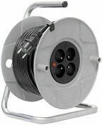 Enrouleur bricolage avec câble 40m H05VV-F 3G1,5 - Rallonges - Enrouleurs - Electricité & Eclairage - GEDIMAT