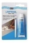 Produit de réparation sanitaire LIMPIMAIL tube 20ml - Pâtes et Mastics sanitaires - Plomberie - GEDIMAT