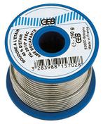 Soudure en fil 40% étain et 60% plomb diam.20/10ème pour brasage tendre des métaux - Outillage du plombier - Plomberie - GEDIMAT