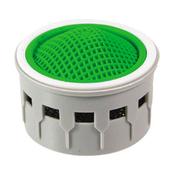 Recharge aérateur 22/24x100 limiteur de debit 6.5 l/mn wwf coque 1 piece - Pièces détachées robinetterie - Plomberie - GEDIMAT