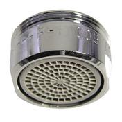 Aérateur male 24x100 limiteur de debit 6.5 l/mn wwf coque 1 piece - Pièces détachées robinetterie - Plomberie - GEDIMAT
