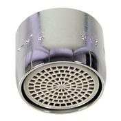 Aérateur fem 22x100 limiteur de debit 6.5 l/mn wwf coque 1 piece - Pièces détachées robinetterie - Plomberie - GEDIMAT