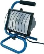 Projecteur halogène portable 400W avec câble 1,5m H05VV-F 3G1,1 - Eclairages extérieurs - Electricité & Eclairage - GEDIMAT
