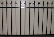 Clôture fer pour portail MONTARGIS haut.1,065m long.2,00m - Fenêtre PVC blanc CALINA 2 vantaux oscillo-battant haut.1,15m larg.1,20m vitrage 4/16/4 basse émissivité - Gedimat.fr