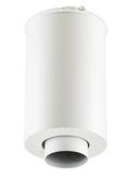 Elément droit de finition 180IG - 150 EM BL - Accessoires de ramonage - Chauffage & Traitement de l'air - GEDIMAT