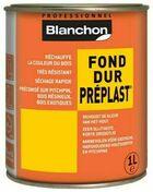 Fond dur preplast incolore 1 l - Traitements curatifs et pr�ventifs bois - Couverture & Bardage - GEDIMAT