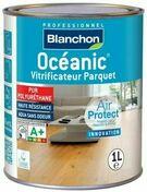 Vitrificateur monocomposant Oceanic satine 1L - Fronton petit modèle pour faîtière 1/2 ronde et faîtière conique coloris terre d'Adhemar - Gedimat.fr