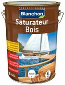 Saturateur bois incolore 5 l - Lame de terrasse KAPUR ép.21mm larg.145mm long.2,45m - Gedimat.fr