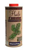 Huile d'entretien 1L naturel - Produits de finition bois - Peinture & Droguerie - GEDIMAT