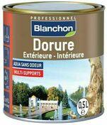 Dorure exterieure or pale 0,5 l - Traitements curatifs et pr�ventifs bois - Couverture & Bardage - GEDIMAT