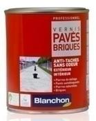 Vernis pavés/briques seau 2,5L satiné incolore - Traitements des dallages - Aménagements extérieurs - GEDIMAT