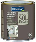Peinture sol couleur brique tomette - pot 0,5l - Peintures sol - Peinture & Droguerie - GEDIMAT